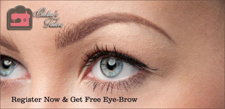 Free Eye Brow